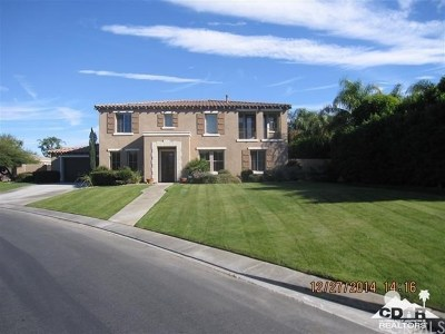 Indio Single Family Home For Sale: 48856 Orchard Drive