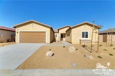 Indio Single Family Home For Sale: 83654 Novilla Drive