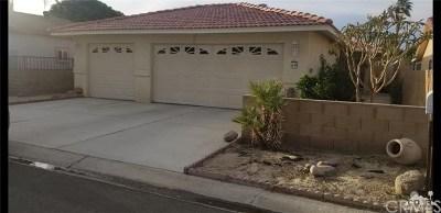 Indio Single Family Home For Sale: 81641 Avenue 48 #60 #60