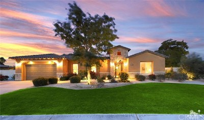 Indio Single Family Home For Sale: 49234 Montpelier Drive