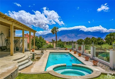 Desert Hot Springs Single Family Home For Sale: 8471 Clubhouse Boulevard
