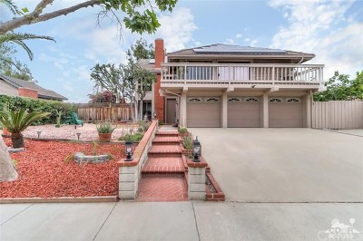 San Dimas Single Family Home For Sale: 1437 Paseo Gracia