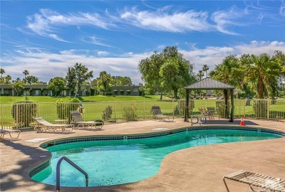 Cathedral City Condo/Townhouse For Sale: 28602 W Natoma Drive