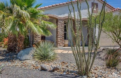 Palm Springs Single Family Home Active Under Contract: 2574 Windmill Way