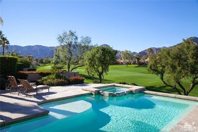 Riverside County Single Family Home For Sale: 78758 Via Carmel