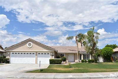 La Quinta CA Single Family Home For Sale: $389,900