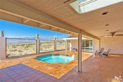 Desert Hot Springs Single Family Home For Sale: 12225 Highland Avenue