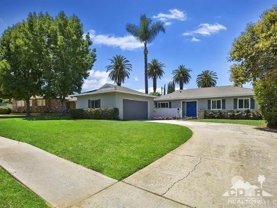 Redlands Single Family Home For Sale: 820 Serpentine Drive