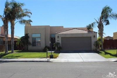 Blythe CA Single Family Home For Sale: $225,000
