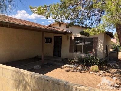 Desert Hot Springs Single Family Home For Sale: 13685 Inaja Street