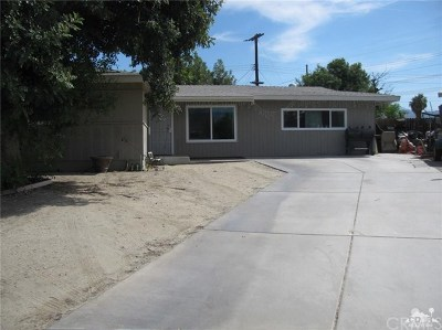 Indio Single Family Home For Sale: 81037 Helen Avenue