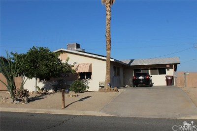 29 Palms Single Family Home For Sale: 6141 Bagley Avenue