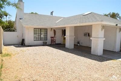 Cathedral City Single Family Home For Sale: 31190 Avenida El Mundo
