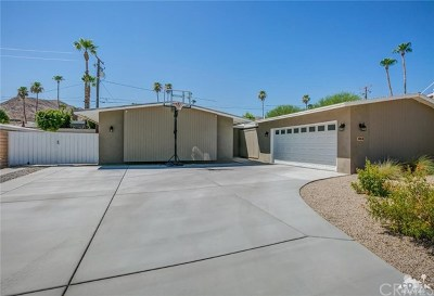 Cathedral City Single Family Home For Sale: 68531 Terrace Road