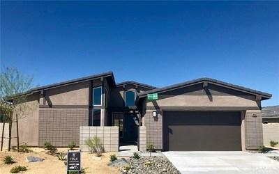 Riverside County Single Family Home For Sale: 74397 Zeppelin Drive