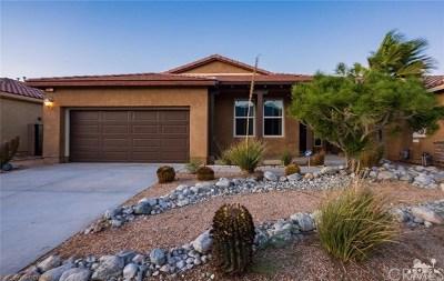 Palm Springs Single Family Home For Sale: 2122 Savannah Way