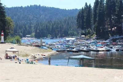 Lake Arrowhead Condo/Townhouse For Sale: 27721 Peninsula Drive #201