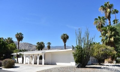 Rancho Mirage CA Single Family Home For Sale: $428,900