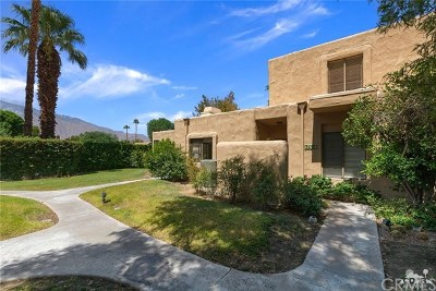 Palm Springs Condo/Townhouse For Sale: 4751 Winners Circle #B