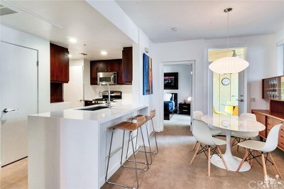 Palm Springs Condo/Townhouse For Sale: 960 Palm Canyon Drive #205