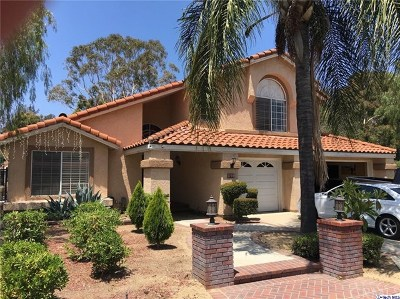 Pomona Single Family Home For Sale: 1709 La Mancha