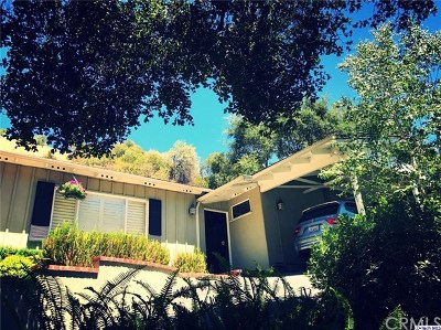La Canada Flintridge Single Family Home For Sale: 4340 Purtell Drive