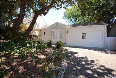 Studio City Single Family Home For Sale: 4448 Kraft Avenue