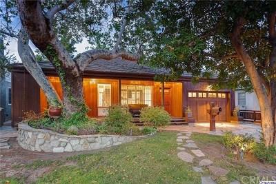 Burbank Single Family Home For Sale: 1100 N Avon Street