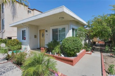 Glendale Multi Family Home For Sale: 1038 Western Avenue