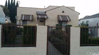 Gardena Single Family Home For Sale: 16927 La Salle Avenue