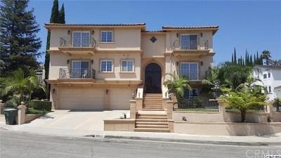 Glendale Single Family Home For Sale: 1903 Rams Horn Court