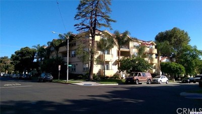 Burbank Condo/Townhouse For Sale: 650 E Palm Avenue #304