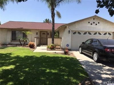 Glendora Single Family Home For Sale: 1409 S Valley Center Avenue