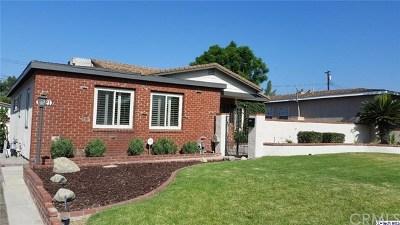 Claremont Single Family Home For Sale: 3321 Duke Avenue