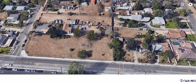San Bernardino County Residential Lots & Land For Sale: 26000 California