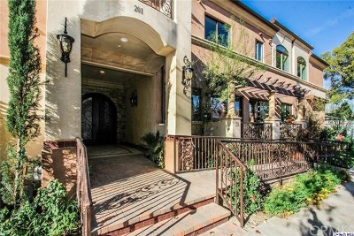 Burbank CA Condo/Townhouse For Sale: $899,000