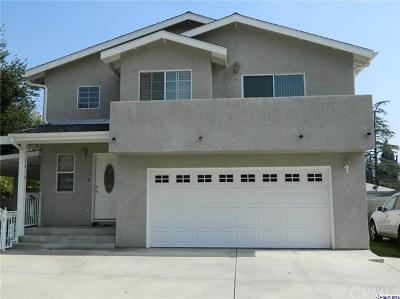 Sunland Single Family Home For Sale: 10618 Whitegate Avenue