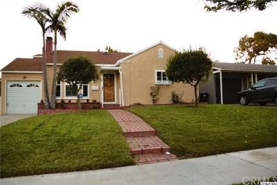 Burbank Single Family Home For Sale: 1841 N Rose Street