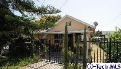 Pico Rivera Single Family Home For Sale: 7638 Bequette Avenue