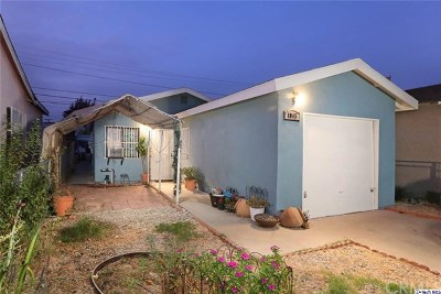 Los Angeles Single Family Home For Sale: 1045 W 65th Place