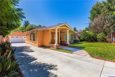 Pasadena Single Family Home For Sale: 2042 Layton Street