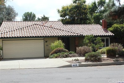 Claremont Single Family Home For Sale: 448 Charleston Drive