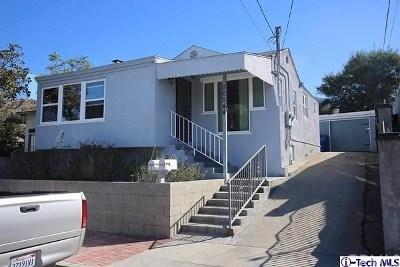 Tujunga Single Family Home For Sale: 10544 Redmont Avenue