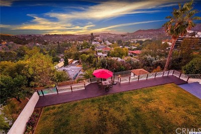 Pasadena Single Family Home For Sale: 105 Sequoia Drive