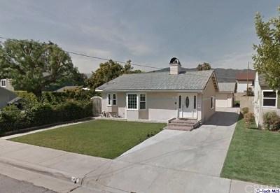 Glendora Single Family Home For Sale: 417 E Walnut Avenue