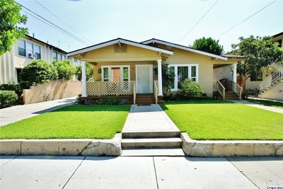Glendale Multi Family Home For Sale: 118 N Adams Street