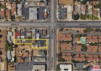 Sun Valley Multi Family Home For Sale: 7545 Vineland Avenue