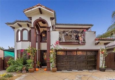 Burbank Single Family Home For Sale: 3057 N Naomi Street
