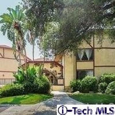 Glendale Condo/Townhouse For Sale: 2850 Montrose Avenue #11