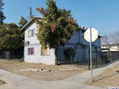 Visalia Multi Family Home For Sale: 650 E Houston Avenue